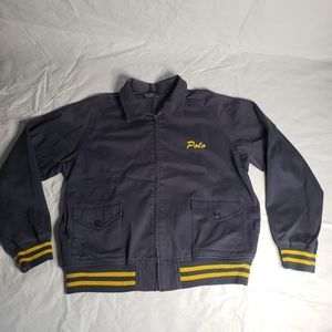 Vintage polo by Ralph Lauren baseball jacket